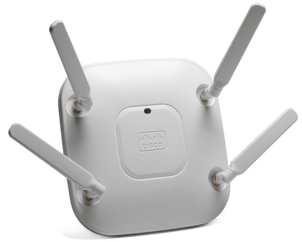 Cisco Aironet 2600 indoor Access Point (AIR-CAP2602I-A-K9)