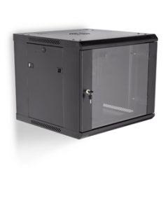 Kendall Howard 9U Fixed Wallmount Cabinet
