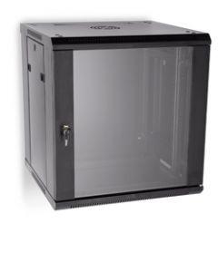 Kendall Howard 12U Fixed Wallmount Cabinet front