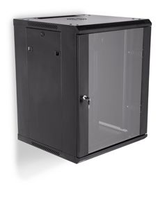 Kendall Howard 15U Fixed Wallmount Cabinet