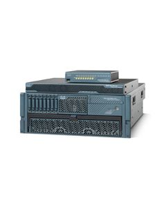 Cisco ASA 5510 SSL/IPsec VPN Edition for 50 concurrent SSL VPN users - ASA5510-SSL50-K9